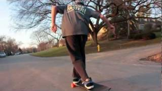 Longboarding: Summer, Fall and Winter