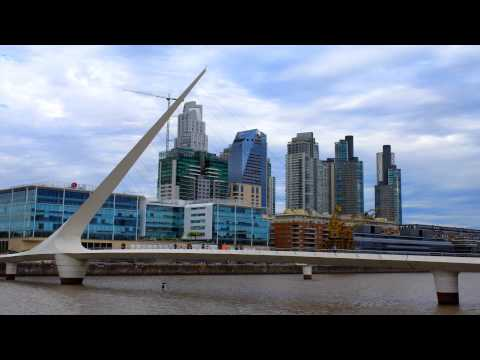 Time Lapse Buenos Aires (HD) 2014