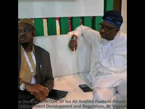 3, Nigeria's outing at the Gulf Information Technology Exhibition week  ( GITEX 2017)