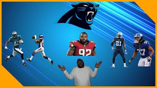 The Carolina Panthers Free Agency Is Over!! What Grade Does Marty Hurney Deserve?!!| LCameraTV