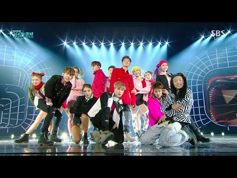 iKON - 덤앤더머DUMB&DUMBER + 왜 또WHAT'S WRONG? in 2015 SBS Gayodaejun