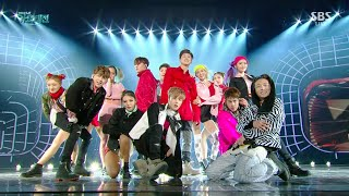 iKON - 덤앤더머(DUMB&DUMBER) + 왜 또(WHAT'S WRONG?) in 2015 SBS Gayodaejun