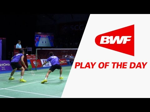Play Of The Day | Badminton F – SCG Thailand Open 2015