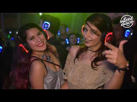 Silent Disco Asia / Singapore - The Experience!