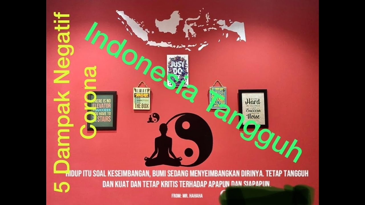 5 Dampak Negatif Virus Corona / Covid-19 from Mr.HahaHa Channel #IndonesiaTangguh #IndonesiaBangkit
