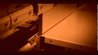 Гибка листового металла на станке с ЧПУ.(, 2015-08-06T13:00:13.000Z)