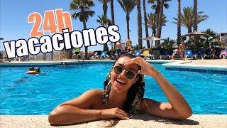 24 HORAS de MIS VACACIONES - Marta