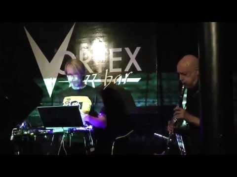 SQ (Sound Quartet - Paul Pignon & Thomas Bjelkeborn) 18-05-14