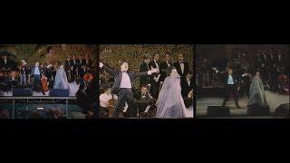 Freddie Mercury & Montserrat Caballé - Barcelona - Ibiza 1987/05/29 [3 camera angles]