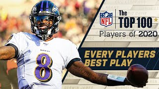 Every Top 100 Player of 2020s Best Play from 2019