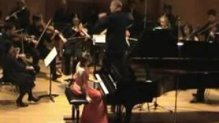 Lilian Akopova,Mozart Piano Concerto Kv 238, 2nd Mvt
