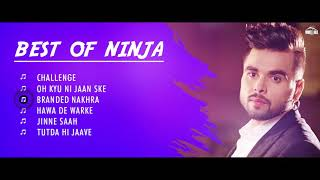 Best Of Ninja Songs (Audio Jukebox) New Punjabi Songs 2018 | White Hill Music