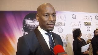 Tyrese Gibson on his NAACP Image Award 2016 Nomination for Outstanding Male Artist