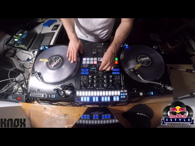 DJ Knox - Red Bull 3style submission 17 Austria