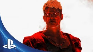 DmC Devil May Cry PS3 Launch Trailer