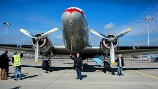 2018 Vliegen met de Dakota DC 3 Prinses Amalia