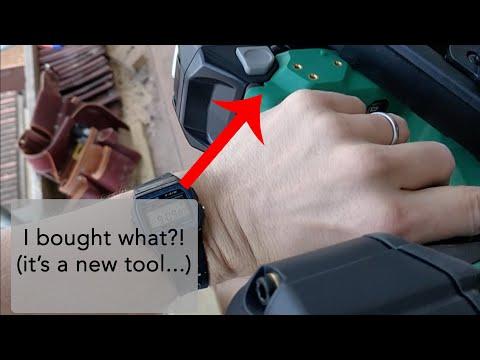 Batteridriven spikpistol