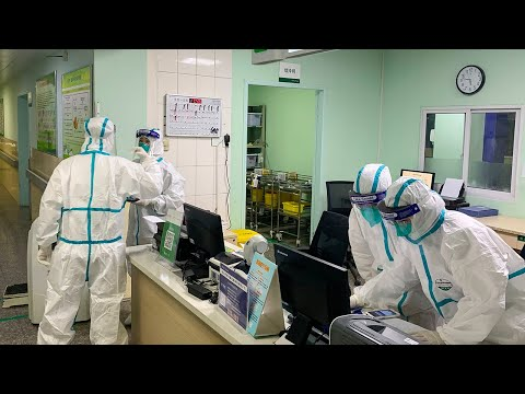 video: Coronavirus outbreak: China quarantines 20 million as two more cities are contained to stem the spread