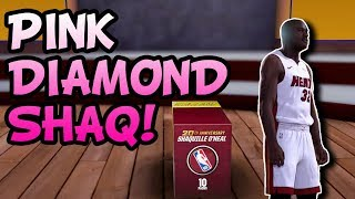 SHAQ PINK DIAMOND! |  NBA 2K19 | Pack Opening