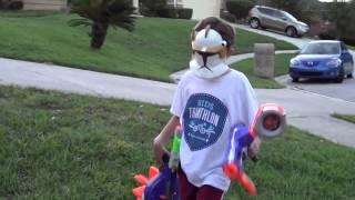 Nerf War! Clone Craziness