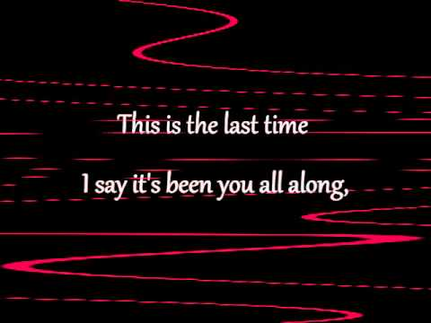The Last Time - Taylor Swift feat Gary Lightbody of Snow Patrol ( LYRICS )