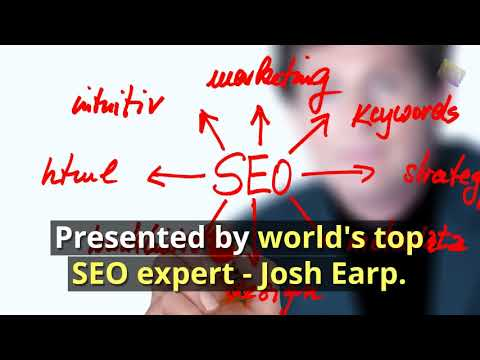 SEO MASTERY The 7 Figure Processes and Systems- Joshua EARP