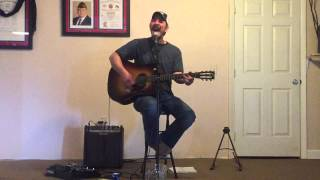Hooked on an 8 Second Ride (Cover) - Dustin Devine