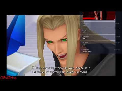Let's Play Kingdom Hearts Re: Chain of Memories HD - 15 - GET REKT VEXEN!!