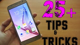 Samsung Galaxy J7 - 20+ Tips & Tricks HD
