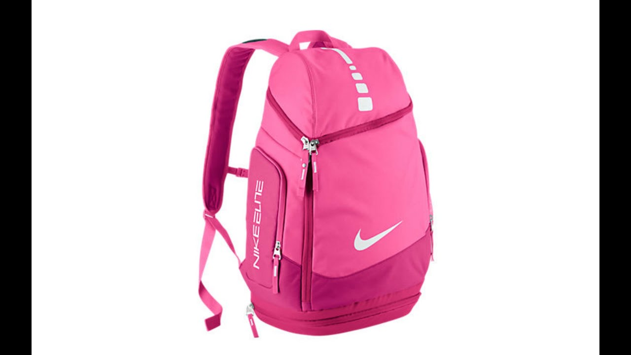 Nike Elite Hoops Max Air Basketball Backpack Review - YouTube