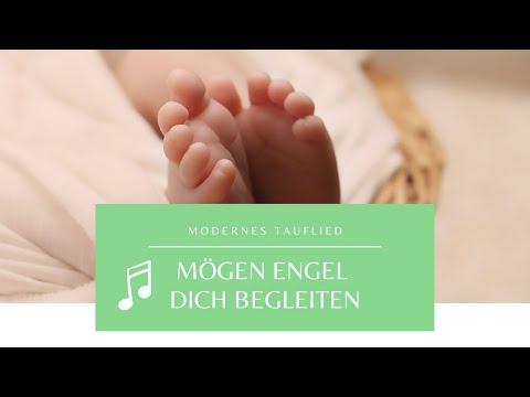 Mögen Engel Dich Begleiten Tauflied Klaviernoten Playback
