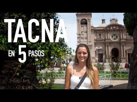 Buen Viaje a Tacna - La ciudad heroica del Perú