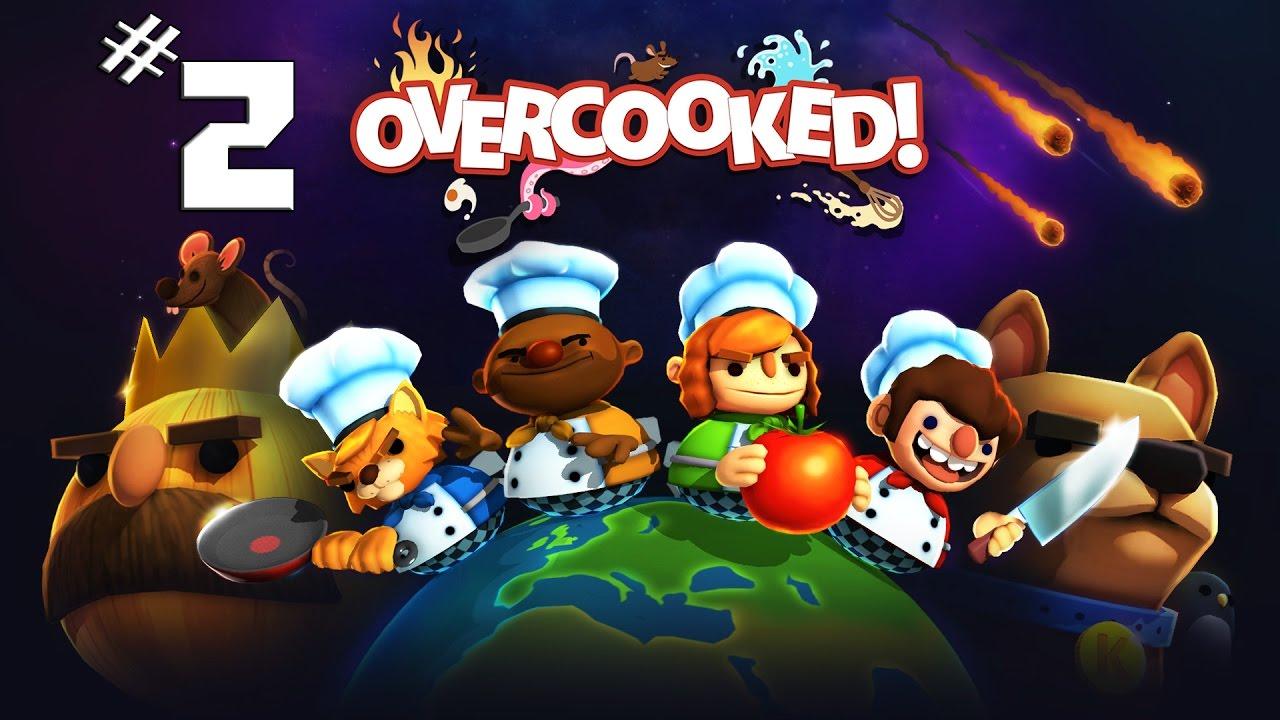 Пережаренный (Overcooked) #2