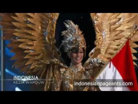 """Kezia Warouw Miss Universe 2016 """"Untuk Indonesia"""""""