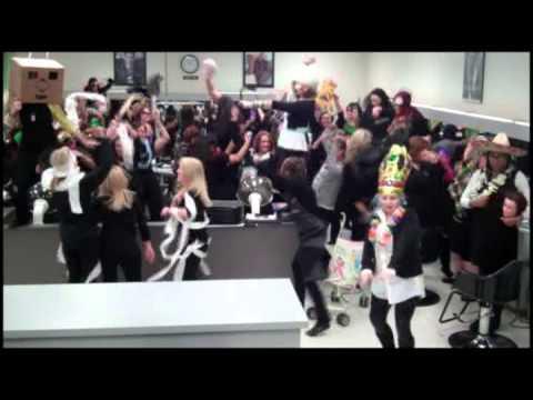 Paul Mitchell The School Fayetteville Harlem Shake Youtube