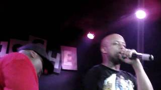 CunninLynguists - What'll You Do (Live)