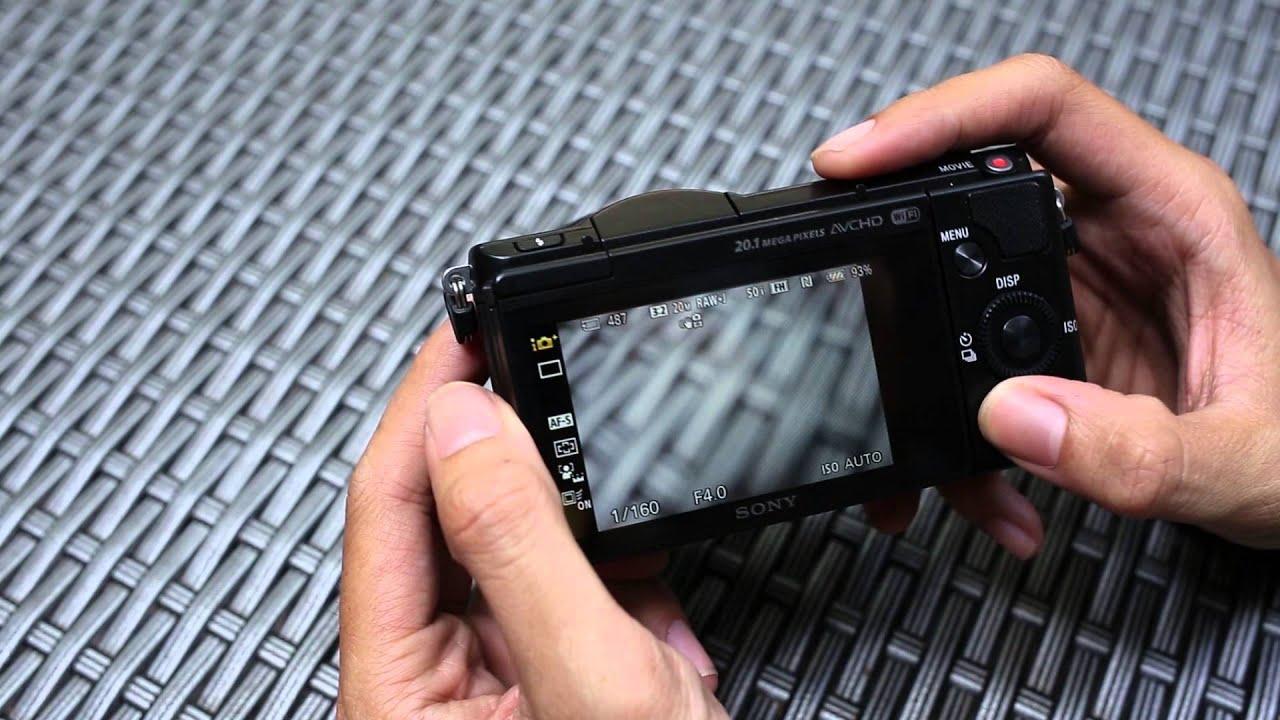 Tinhte.vn - Trên tay máy ảnh Sony Alpha A5000