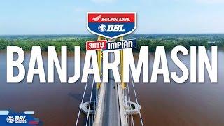 Perjuangan Basket Kota Seribu Sungai - Honda DBL Satu Impian 2016 Eps South Kalimantan Series