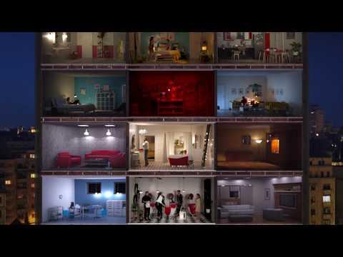 """Vodafone  - """"Traieste frumos"""" featuring Delia"""