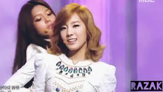 소녀시대 (SNSD) - The Boyz - Razak stage mix
