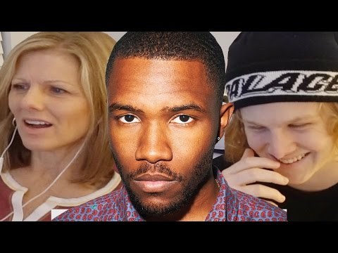 Mom Reacts To Frank Ocean
