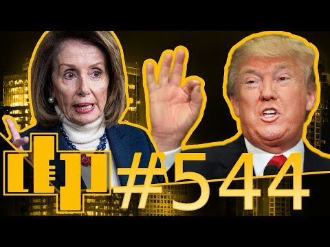 HOLLYWOOD-COLLEGE ADMISSION SCANDAL! - PELOSI AGAINST IMPEACHMENT! - YOUTUBER GOES NUTS! | DP #544