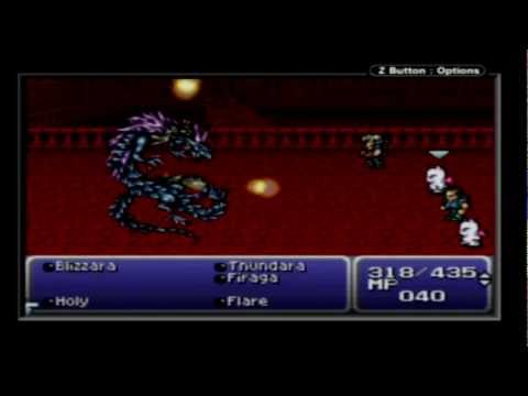 Let's Play Final Fantasy 6 Advance Walkthrough Part 51 (Return to Mobliz + Leviathan)