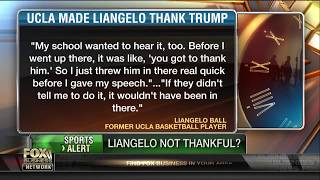 LiAngelo Ball: UCLA Made Me Thank Trump After China Shoplifting Arrest