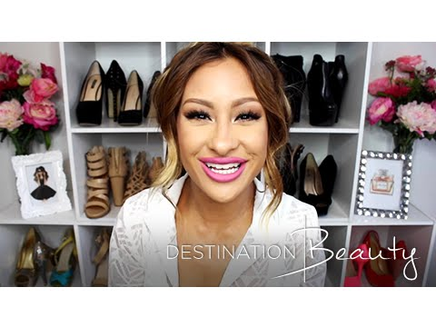 5MustHaves for Face with LoveMelisaMichelle  Destination Beauty