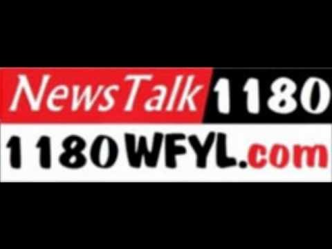 Gino Marchetti and George Korkus on Newstalk 1180 WFYL AM!