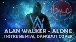 Alone - Alan Walker (Instrumental Dangdut Remix) - Stafaband