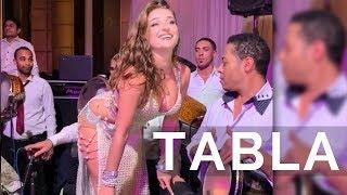 الراقصة انستازيا الطبلة، فرح مصري  ANASTASIA BISEROVA TABLA thumbnail
