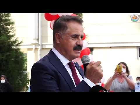 Atakum Belediyesi'nden Karadeniz'in ilk gıda bankası AtaMarket'e coşku dolu açılış