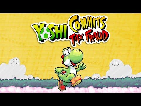 Testimony - Yoshi Commits Tax Fraud